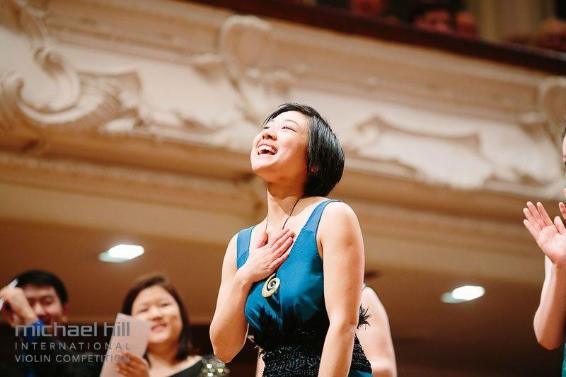 Natalie Lin, 2013 Michael Hill Audience Prize winner (Simon Darby photographer)