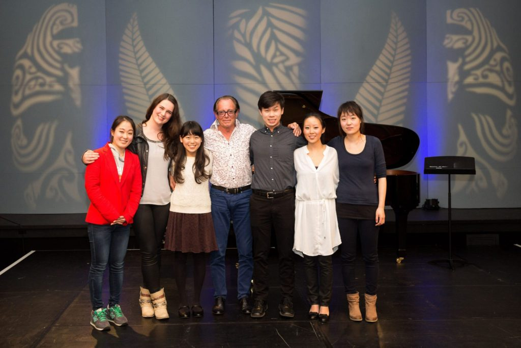 Eunae Koh + Marie-Christine Kletner + Natsumi Tsuboi +Sir Michael Hill +Timothy Chooi + Elly Suh + Suyeon Kang med res