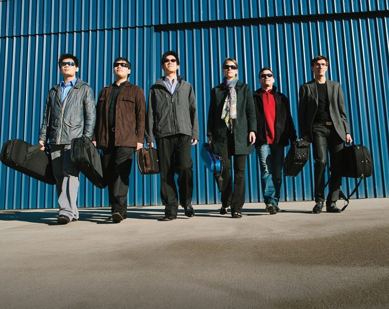 "2011 Semi-finalists from left to right:  Xian ""Angelo"" Yu, Eric Silberger, Richard Lin, Stefani Collins, Nadir Khashimov, Sergey Malov (Simon Darby photographer)"